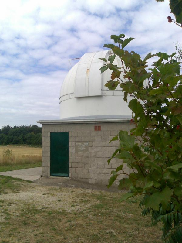 JA Jones Hoober Observatory