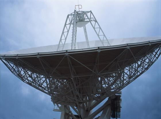 ATCA Antenna close-up